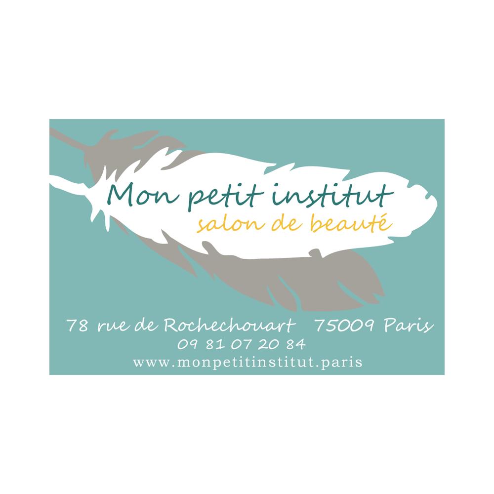 CARTE VISITE Mon Petit Institut