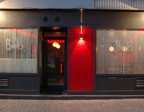 LE BEHO restaurant / bar
